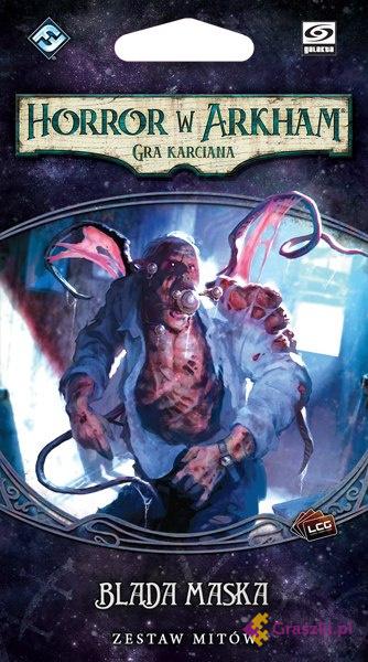 Horror w Arkham: Gra karciana - Blada Maska | Galakta